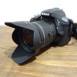 ニコン d5300 ダブルズームキットの純正レンズフードを購入!高いよ!