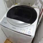 洗濯機が壊れた!修理も考えたが買い替えが妥当と判断。その根拠は?