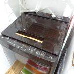 新しい洗濯機(TOSHIBA AW-10SD6-T)はマジでいい!使用レビュー