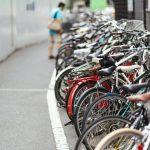 注文住宅 自転車置き場の配置も忘れずに。