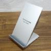ワイヤレス充電器を購入。NANAMIはおしゃれでおすすめ♪iPhoneで使用。